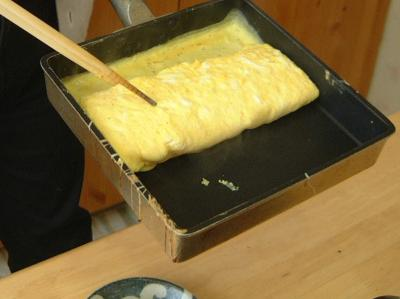 how to keep an omelette from sticking
