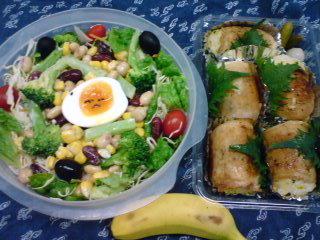 today s lunch box bento 09 11 shizuoka gourmet. Black Bedroom Furniture Sets. Home Design Ideas