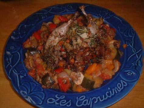 quailratatouille