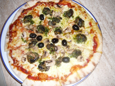 pizza-escargots