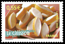 TIMBRES-GASTRONOMIE-CALISSON