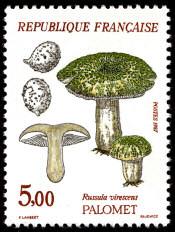 timbres-gastronomie-champignons-palomet