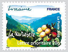 TIMBRES-GASTRONOMIE-MIRABELLE