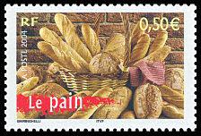 TIMBRES-GASTRONOMIE-PAIN