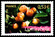 TIMBRES-MIRABELLE