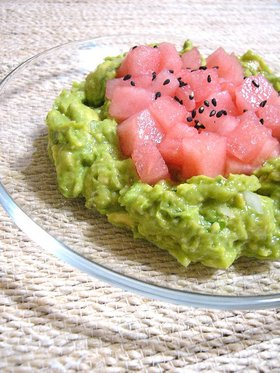 WATERMELON-AVOCADO-SALAD