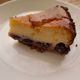 BAKED-BLUEBERRY-CHEESE-CAKE