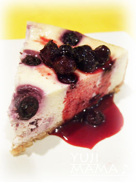 BLUEBERRY-RARE-CHEESECAKE