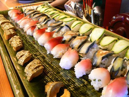 Vegan sushi recipe suggestions 16 shizuoka gourmet to forumfinder Choice Image