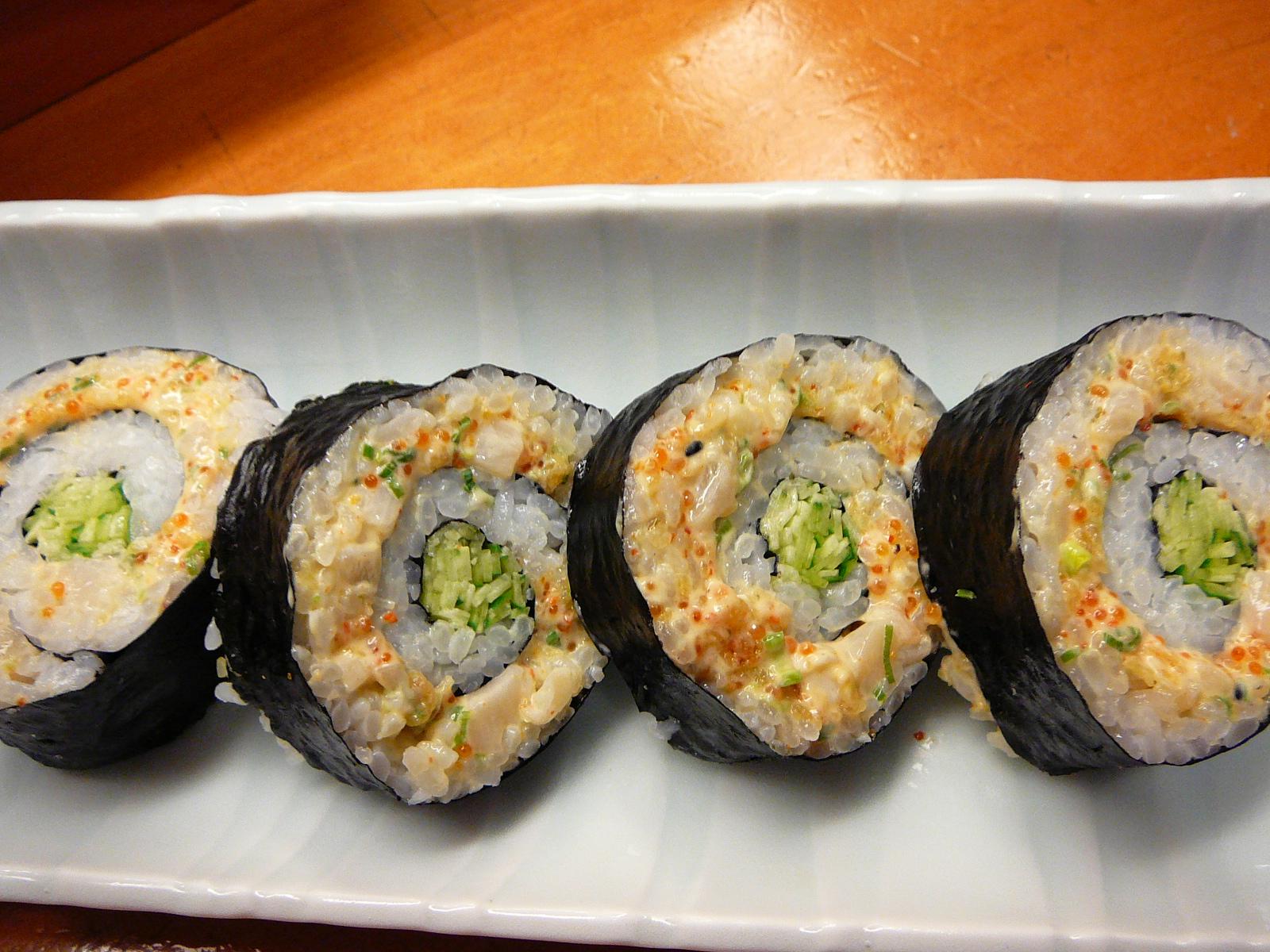 Sushi Recipes 1~4 | SHIZUOKA SUSHI & SASHIMI: The other Jewels of ...