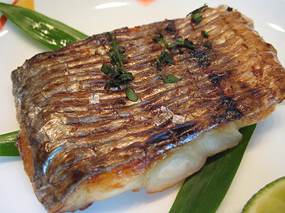 soy sauce japanese style grilled fish japanese style grilled fish ...