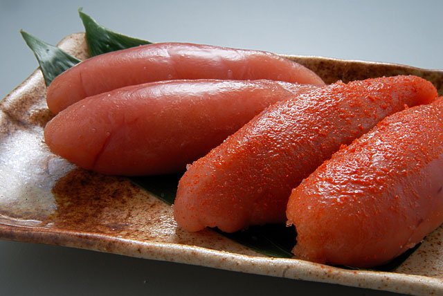 Japanese seasonal fish tara cod shizuoka gourmet for Japanese fish eggs