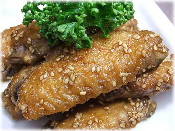 ... chicken mode these days lol chicken wings in japanese is tebasaki