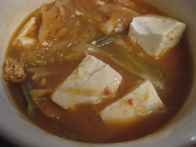 Vegan korean cuisine kimchi tofu miso soup shizuoka gourmet although i live in and loves its food ive learnt to appreciate korean gastronomy through many trips to seoul and eating at yakiniku restaurants here forumfinder Gallery
