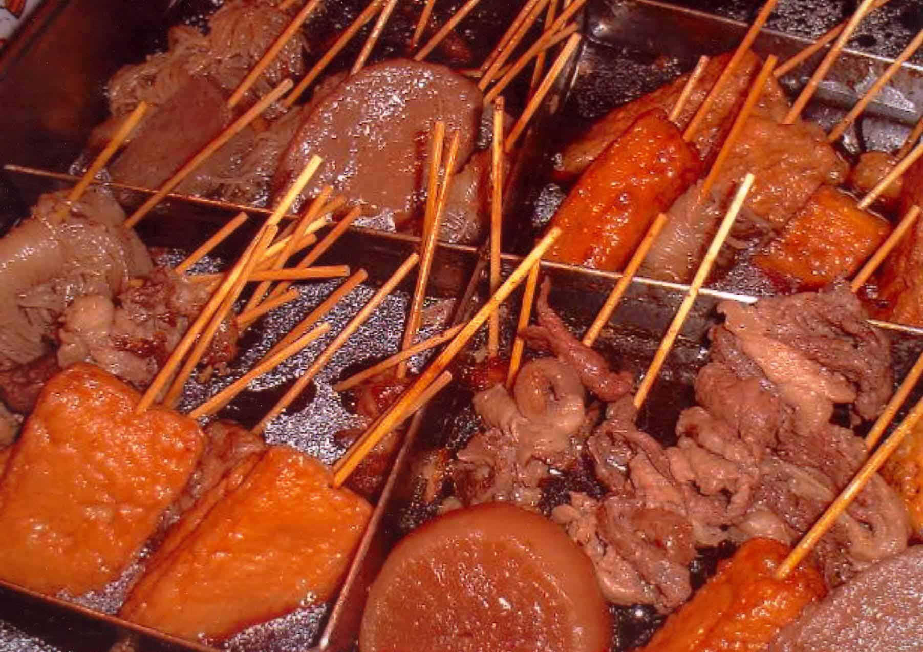 oden food lab asia oden oden hotpot oden japanese winter stew oden ...