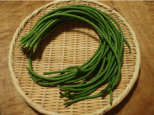 how to cook string beans