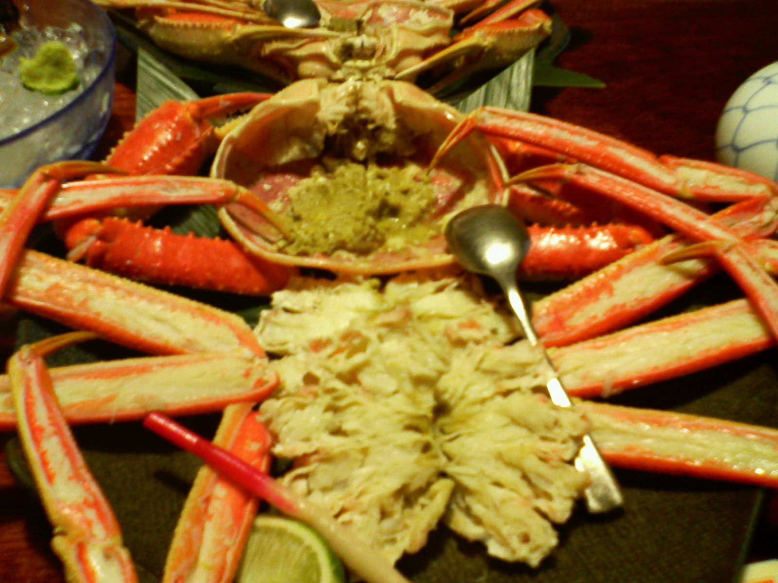 Can i eat crab when pregnant nhs