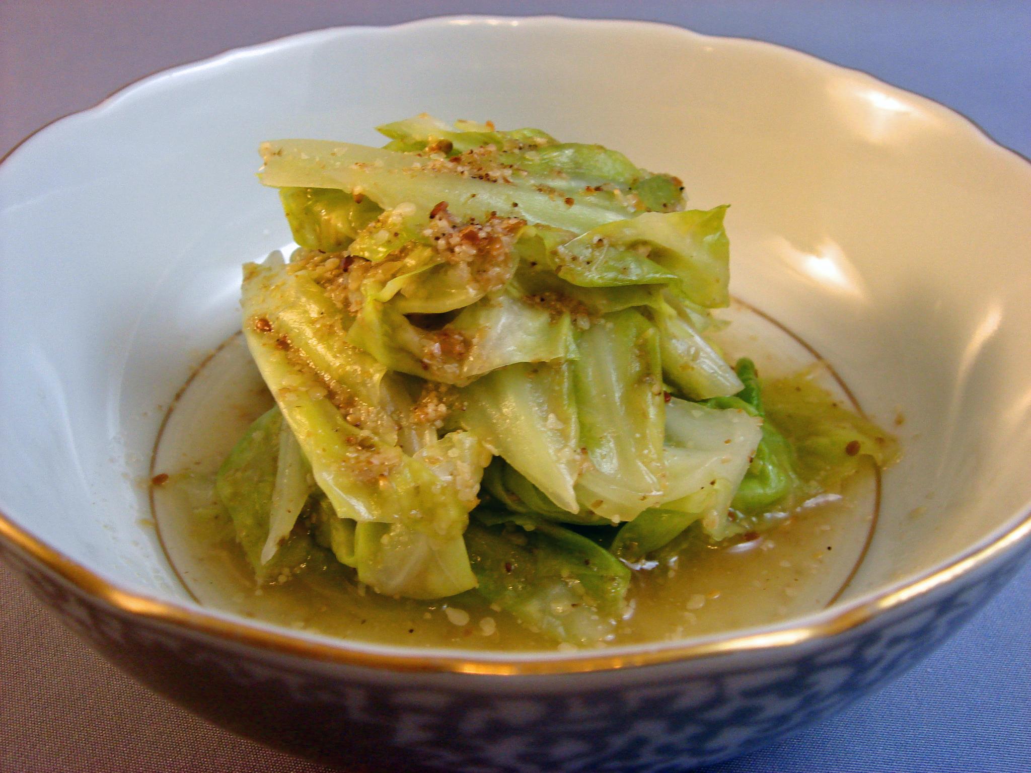 Vegan Japanese Cuisine... Vegetarian Cabbage Recipes