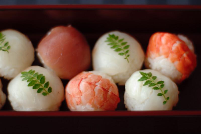 Salmon Temarizushi (Ball-Shaped Sushi) Recipes — Dishmaps