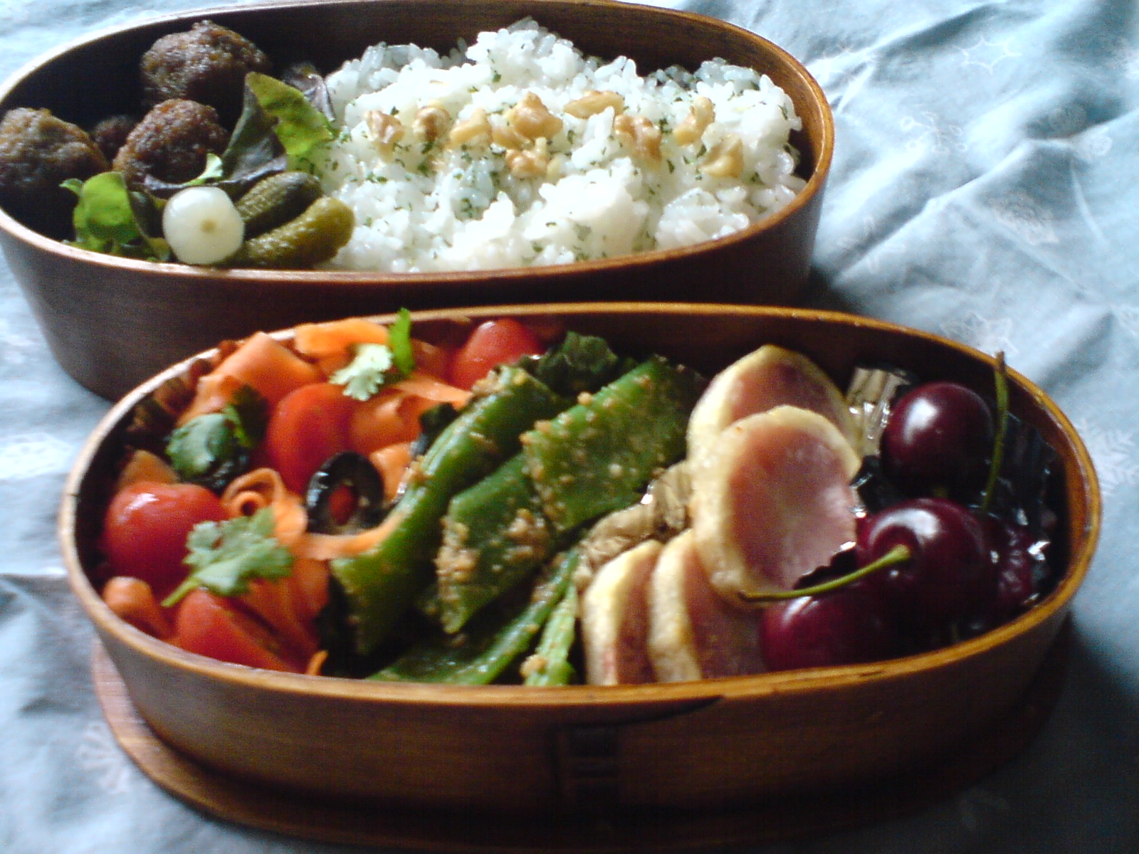 today s lunch box bento 10 45 shizuoka gourmet. Black Bedroom Furniture Sets. Home Design Ideas