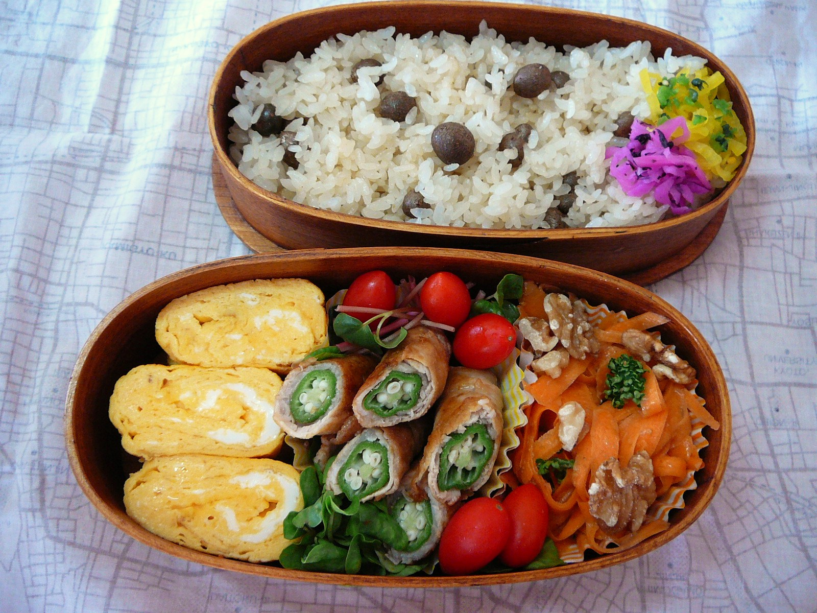 Todays Lunch Box Bento 10 73 Mukago