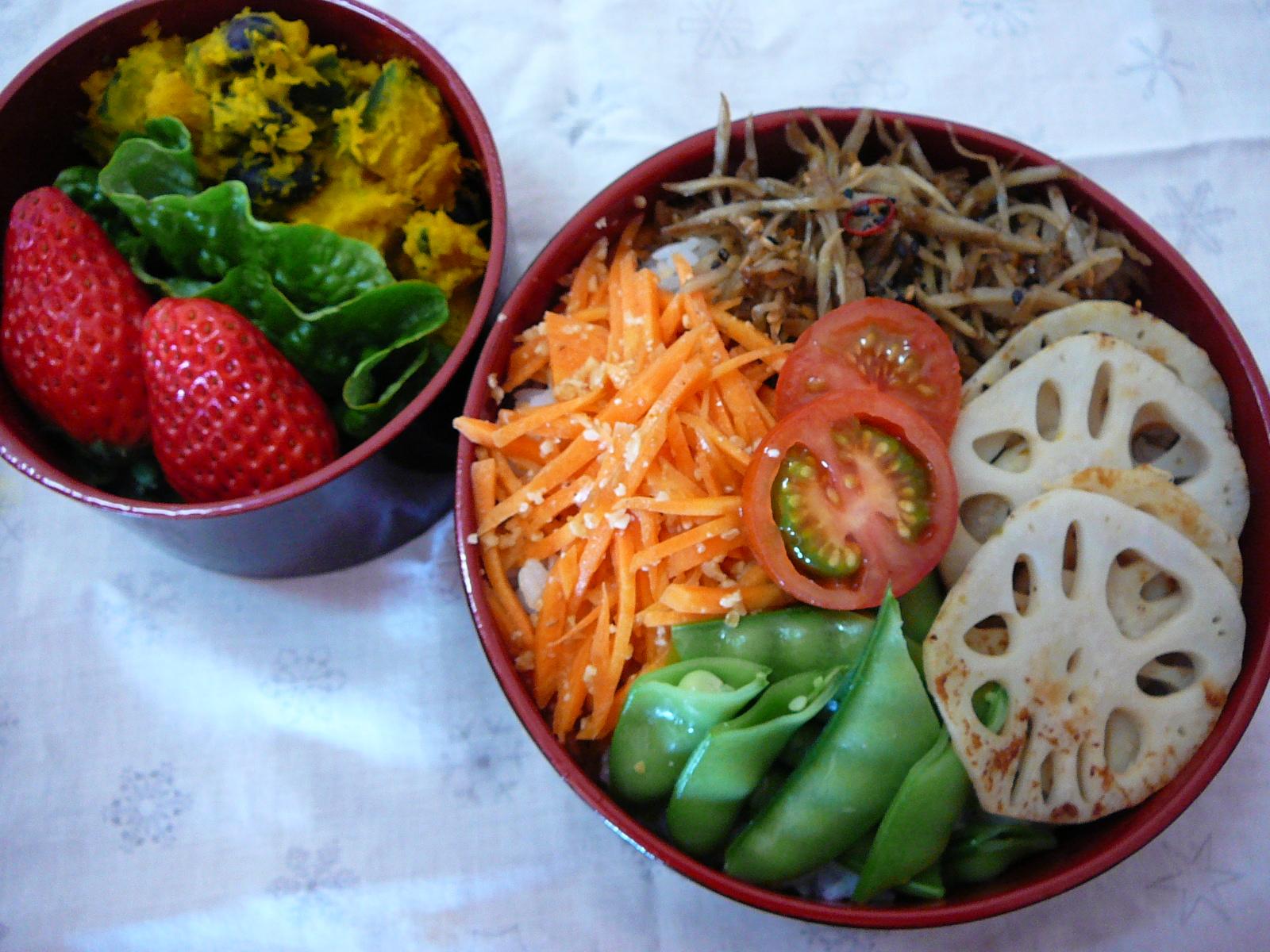 today s lunch box bento 11 12 vegan vegetarian sushi bento shizuoka gourmet. Black Bedroom Furniture Sets. Home Design Ideas