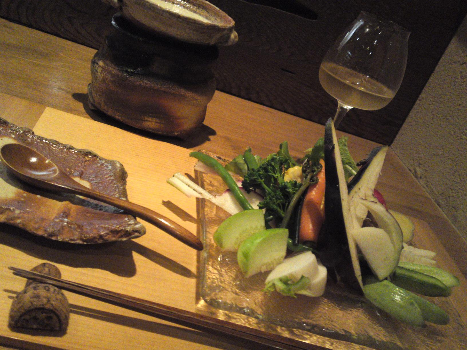 Cuisine v g tarienne chez piatto le gourmet de shizuoka for Cuisine vegetarienne