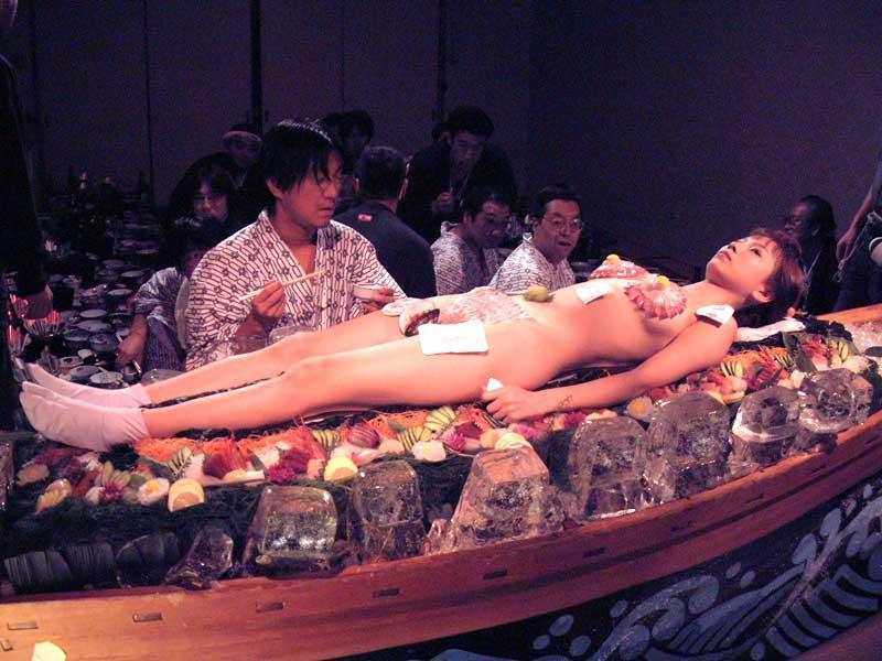 Japan food for sex