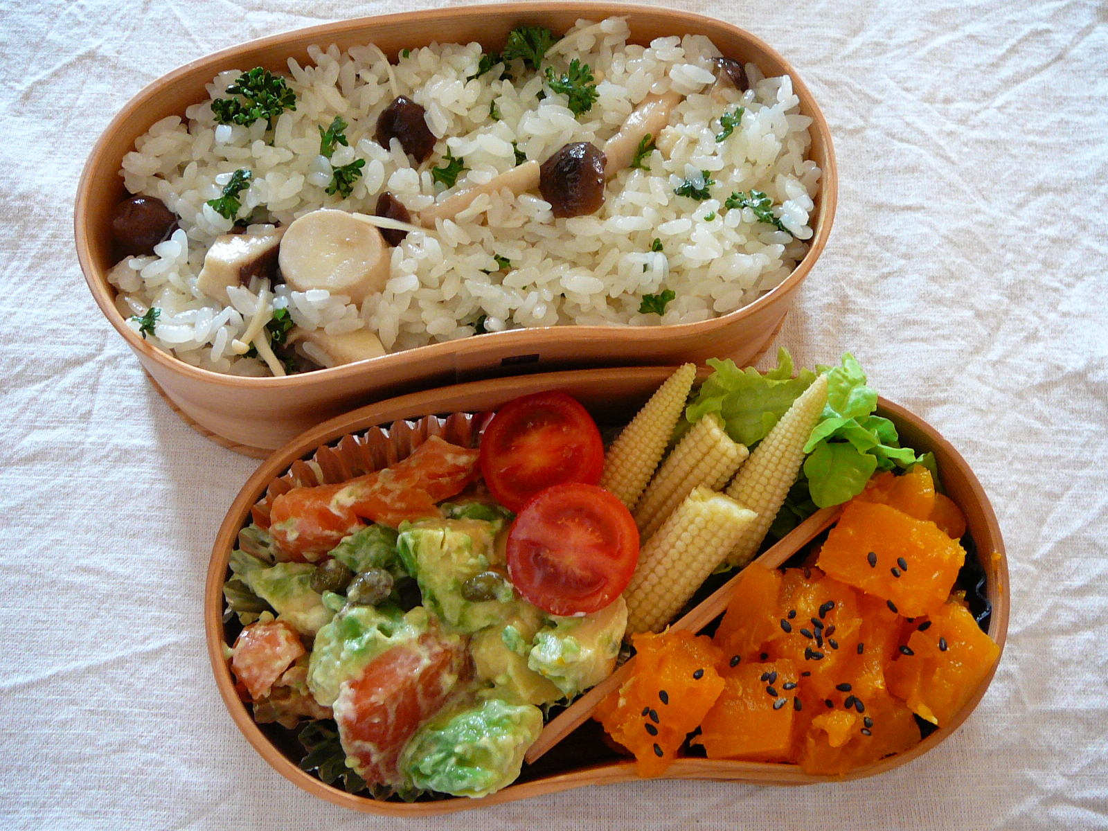 Practical and fun bento box tips and ideas, healthy bento recipes from Japan and the world. Brought to you by Makiko Itoh of Just Hungry.