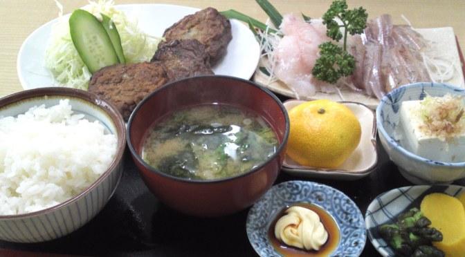 Deep-sea Fish Restaurant: Uoshige in Heda, Izu Peninsula!
