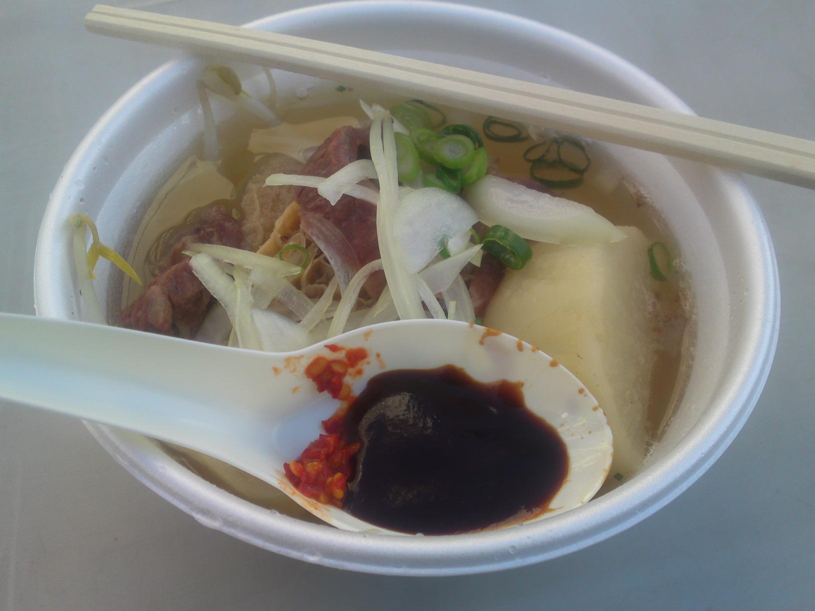 Oden shizuoka gourmet for Annam vietnamese cuisine