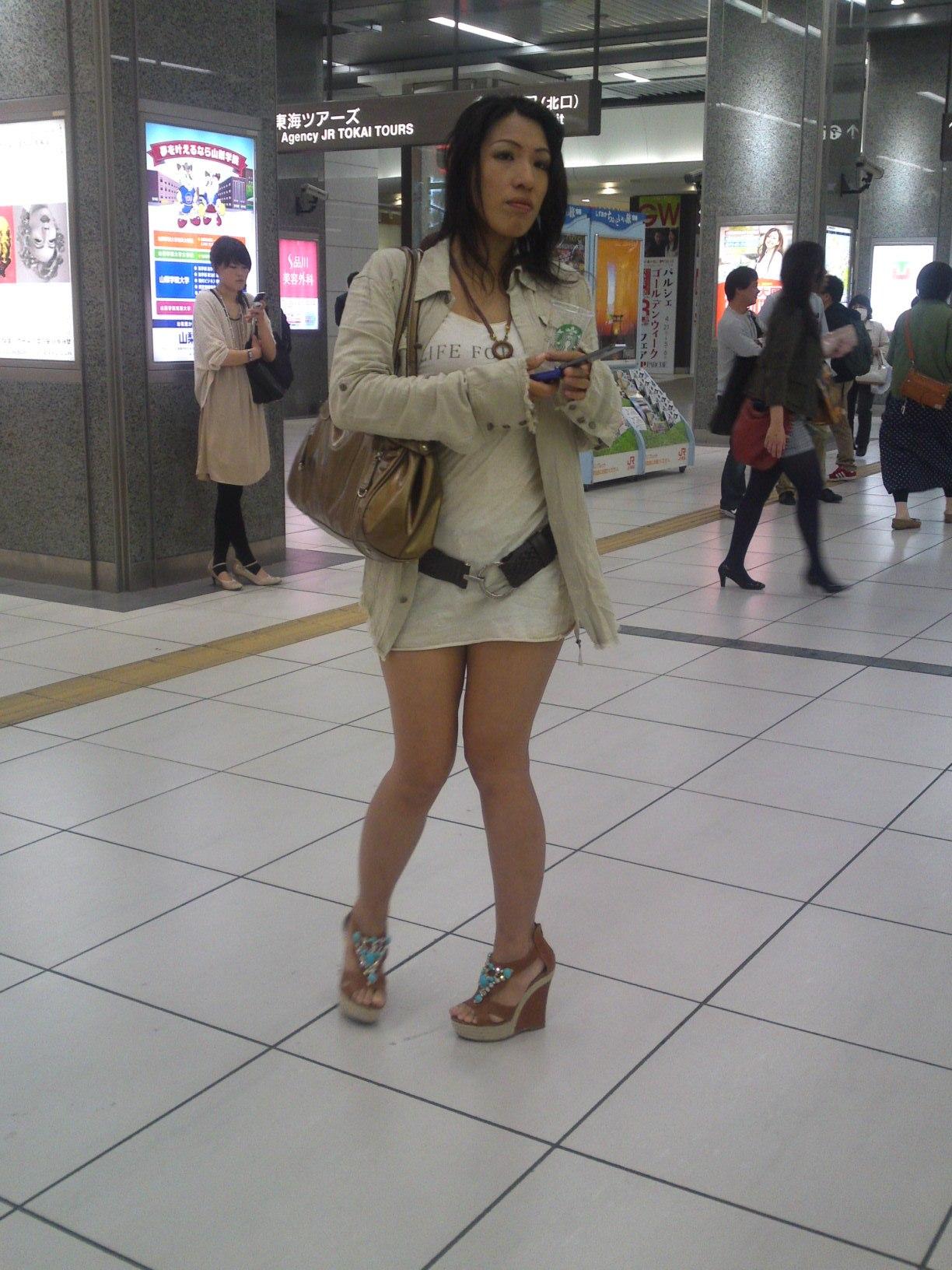 Japan Legs - Lesbian Pantyhose Sex