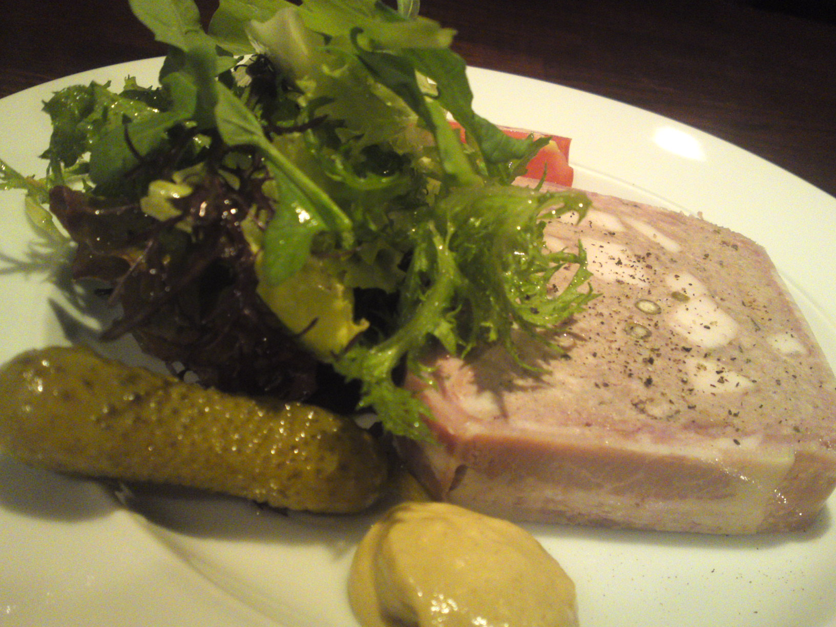 terrine de cagne in