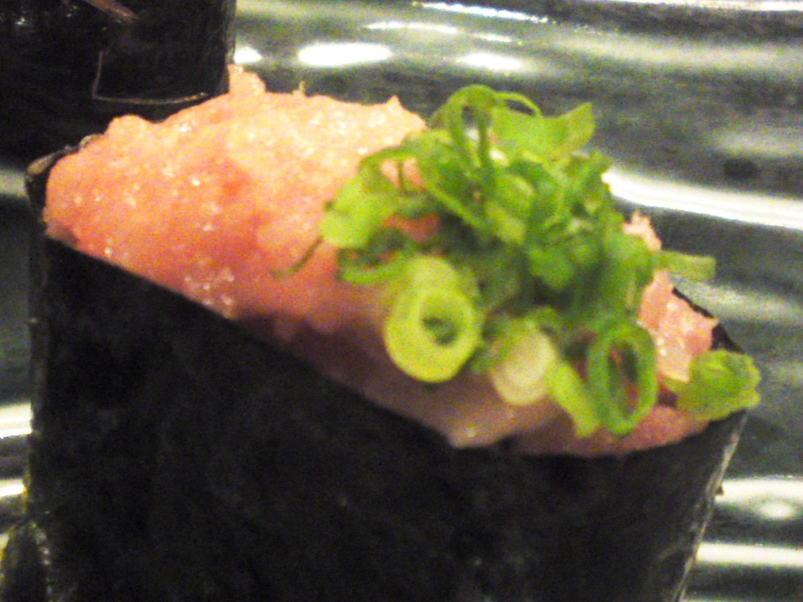 gunkan is an at gunkan sushi senjyu wagyu maki wagyu gunkan sushi ...