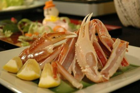 LEG-CRAB-JAPANESE-SNOW-CRAB