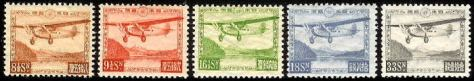 FUJI-STAMP-AIRMAIL