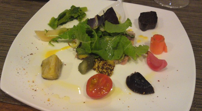 French Gastronomy: Lunch at C'Est La Vie Restaurant in Shizuoka City!