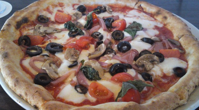Italian Gastronomy: Lunch at Pizzeria Regina in Shizuoka City!