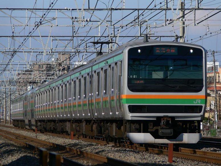 TOKAIDO-TRAIN