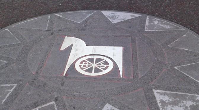 International Horse Cart (Basha Michi) Street in Yokohama!/横浜市の国際馬車通!