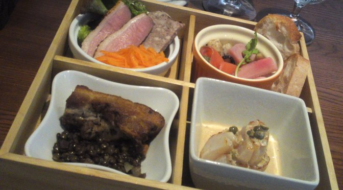 French gastronomy: Lunch at FIGARO Food & Wine in Shizuoka City!