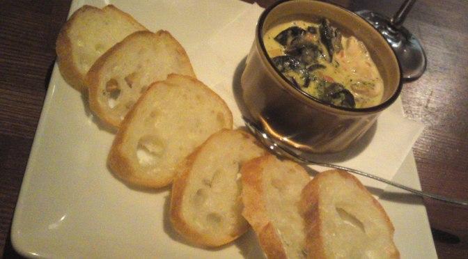French Gastronomy: Escargots A La Bourguignonne at Figaro Food & Wine in Shizuoka City!