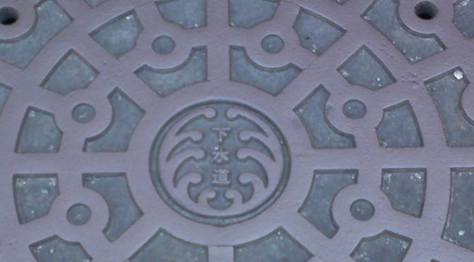 Manhole Covers in Shizuoka Prefecture 29: Hamamatsu City