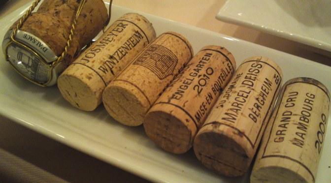 Alsace Wine Tasting Dinner Party at ICHIMISHIN Motoshiro Restaurant in Hamamatsu City!