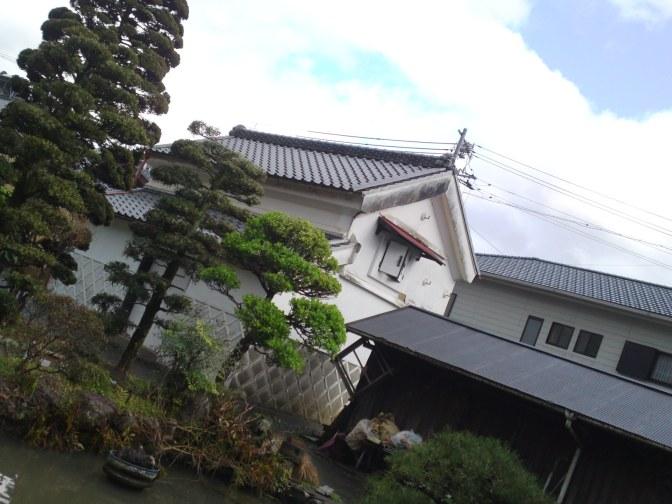 Kura: Japanese Traditional Warehouses in Shizuoka Prefecture 15: Ieyama, Shimada City!