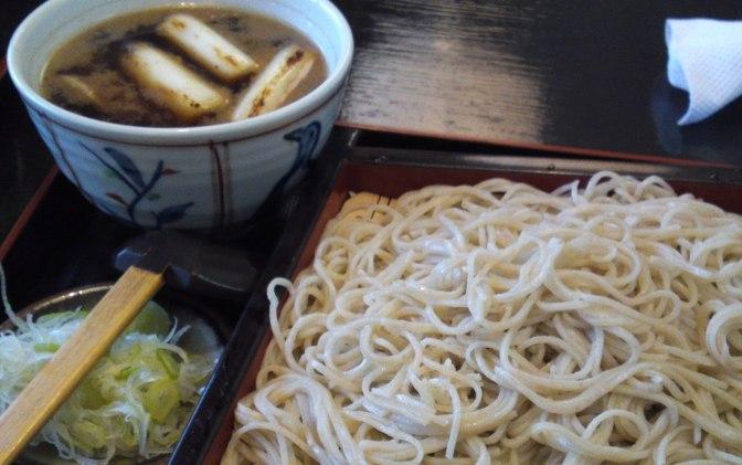 Soba/Buckwheat Noodles Restaurant: Kinoene in Shimizu Ku, Shizuoka City!