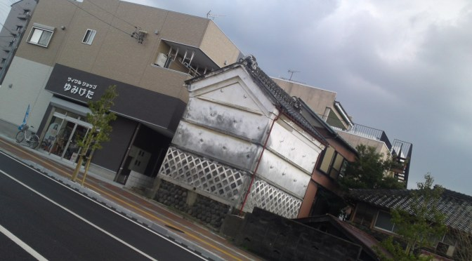 Kura: Japanese Traditional Warehouses in Shizuoka Prefecture 13: Kura & Old Japanese Houses in Fukuroi City!