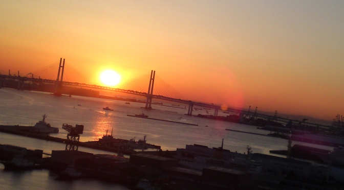 Yokohama City: Minatomirai from Dusk to Dawn!