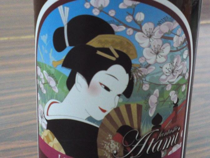 Shizuoka Beer Tasting: Oratche Brewery-Atami Beer 「Miyabi」Red Ale!