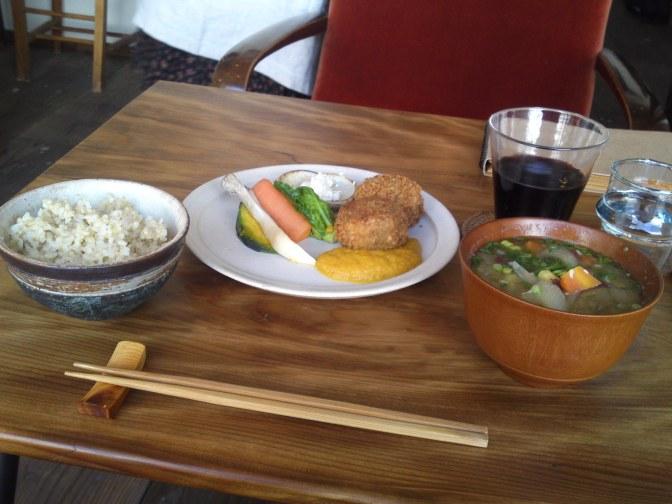 Vegan Restaurant: Panchavati in Shizuoka City!